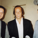 Val & Jose with Paco de Lucia