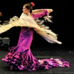Rebeca Tomás, Flamenco Dancer