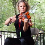 Ashley Jones, Violinist